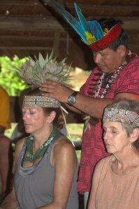 Linda and Rosemary and Shaman
