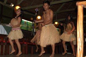 Yagua Dancers