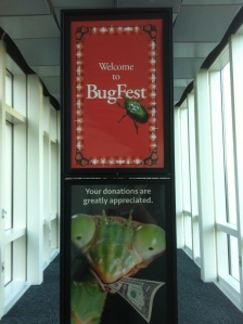Sign for 2012 Bugfest