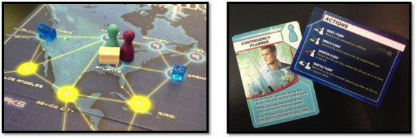 Pandemic Pieces and Cards